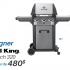Un Broil King BBQ MONARCH 320 d'une valeur de 480$