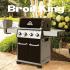 Un barbecue Broil King d'une valeur de 749,99$