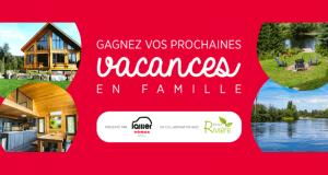 Vos vacances en famille au Domaine de la Rivière Petite-Nation