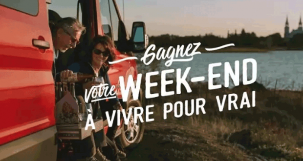 25 weekend en Chaudière-Appalaches