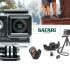 Caméra d'action SAFARI 4 HD + Ensemble d'accessoires