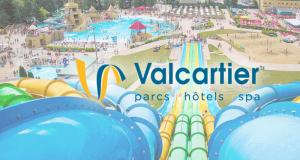 Fête de fin des classes en famille au Village Vacances Valcartier
