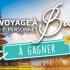 Gagnez un Forfait voyage à Bali pour 2 personnes