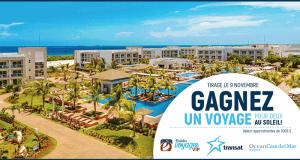 Gagnez un Voyage tout inclus pour 2 à Cayo Santa-Maria