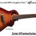 Guitare acoustique Gryphon de 1199$