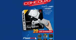 Une console PLAYSTATION HDMI incluant 20 jeux