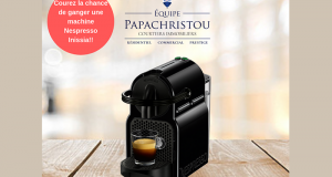 Une machine Nespresso de 150$