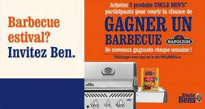 33 barbecue Rogue Napoléon (Valeur de 750$ chacun)