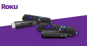 Gagnez 4 appareils Roku pour rendre votre télévision intelligente