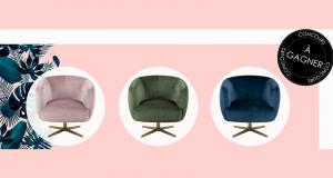 Gagnez un fauteuil JOY