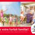 Gagnez votre forfait familial pour le Village Québécois d'Antan