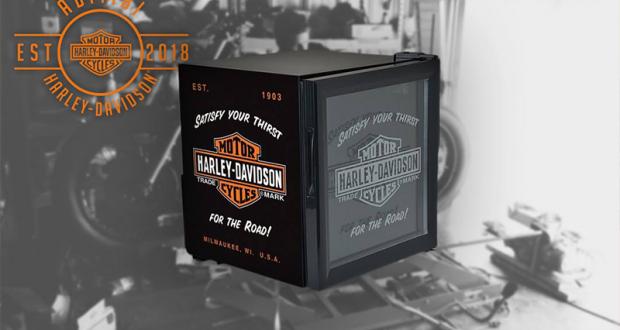 Réfrigérateur Harley-Davidson