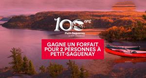 Séjour pour 2 personnes à Petit-Saguenay