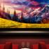 Un projecteur Ultra HD 4K HT3550 BenQ de 2000 $