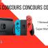 Une Nintendo Switch et un jeu Super Mario Maker 2