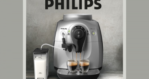 Une machine à café Philips de 650$