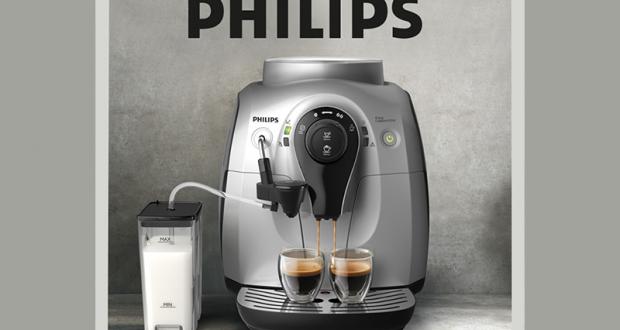 Une machine à café Philips de 650$