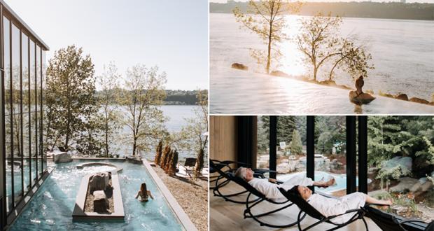 1 an au Strøm spa nordique pour 2 personnes