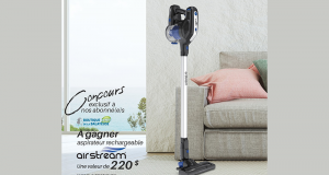 Aspirateur rechargeable Airstream de 220$