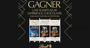 Expérience chocolatée avec Lindt (Valeur de 4 000 $)