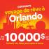 Gagnez 4 crédits voyages de 10 000$ chacun