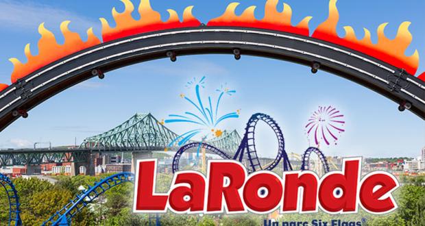 Gagnez des Paires de Passeport-Saison Or pour La Ronde
