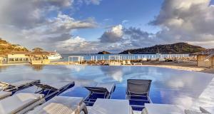 Gagnez des vacances de luxe pour 2 personne à Antigua
