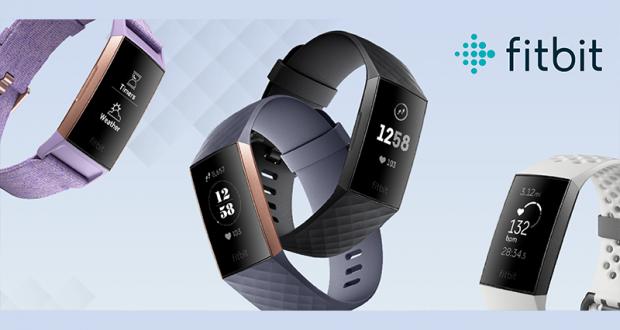 Gagnez un bracelet d'activité Fitbit