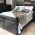 Matelas Concept ZZZ format Queen + 2 oreillers et la literie complète