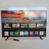 Une télévision intelligente de 32 pouces