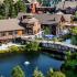 1 des 6 séjours romantiques à l'Auberge du Lac Taureau