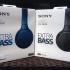 2 paires d'écouteurs WH-XB700 EXTRA BASS de Sony