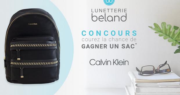 Gagnez Un sac Calvin Klein
