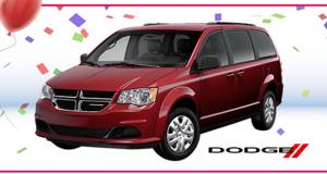 Gagnez Un véhicule Dodge 2019 Grand Caravan SXT de 41250 $