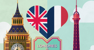 Gagnez un Voyage à Paris ou à Londres (Valeur de 7500$)
