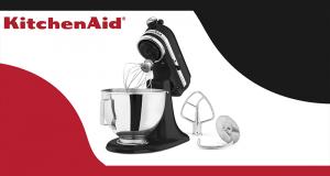 Gagnez un super robot mélangeur sur socle de KitchenAid