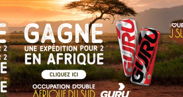Gagnez une expédition pour 2 en Afrique (Valeur de 5000$)
