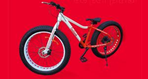 Un Fatbike d'une valeur de 1000$