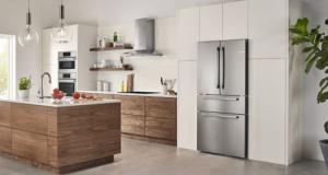 Un réfrigérateur Bosch de la série 800 (Valeur de 5799 $)