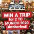 Voyage pour deux personnes en Allemagne (Valeur de 5000$)