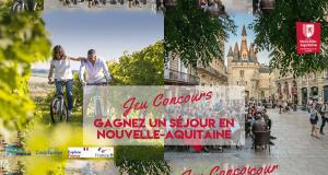 Billets d'avion AR pour Bordeaux + Croisière de 7 jours sur la Garonne