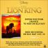 Blu-ray du film Le roi lion