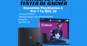 Ensemble PlayStation 4 Pro 1 To NHL 20