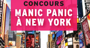 Gagnez 1 des 2 escapades à New York pour 2 personnes