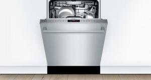 Gagnez 3 lave-vaisselle de série 800 de Bosch (Valeur de 2899 $ chacun)