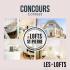 Gagnez un séjour de 2 nuitées aux Lofts St-Pierre