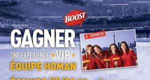 Gagnez un voyage VIP pour 2 personnes à Toronto (Valeur de 5000 $)