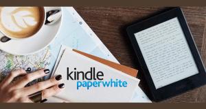 Gagnez une liseuse Kindle Paperwhite