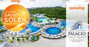 Gagnez vos vacances tout-inclus pour deux à Acapulco au Mexique