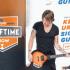 Guitare électrique signé par l'artiste Keith Urban